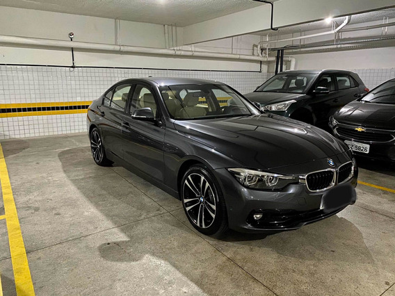 Bmw Serie 3 2.0 Sport Plus Active Flex Aut. 4p 2018