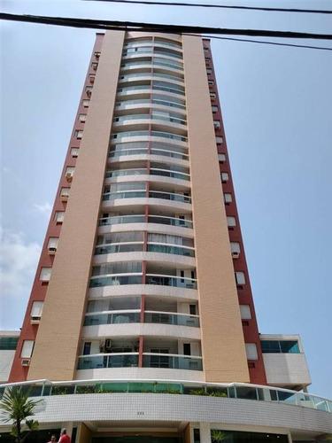 Imagem 1 de 1 de Apartamento De Alto Padrao No Canto Do Forte Com 3 Dormitorios 1 Suite E Sacada.*aceita Parcelamento Direto* - And329