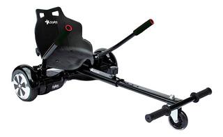 Hoverboard Patineta Electrica Con Adaptador Go Kart Stylos