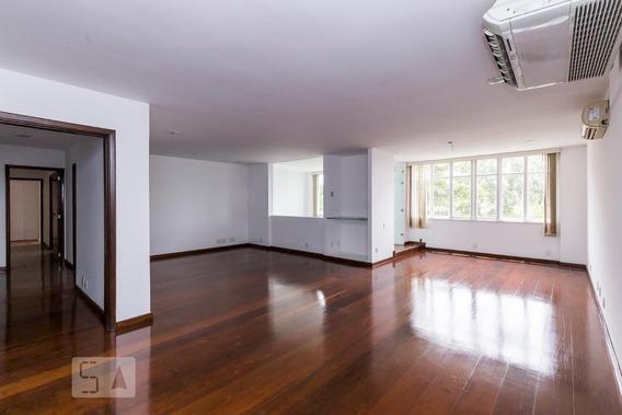 Apartamento Para Aluguel - Flamengo, 3 Quartos, 310 - 893029046