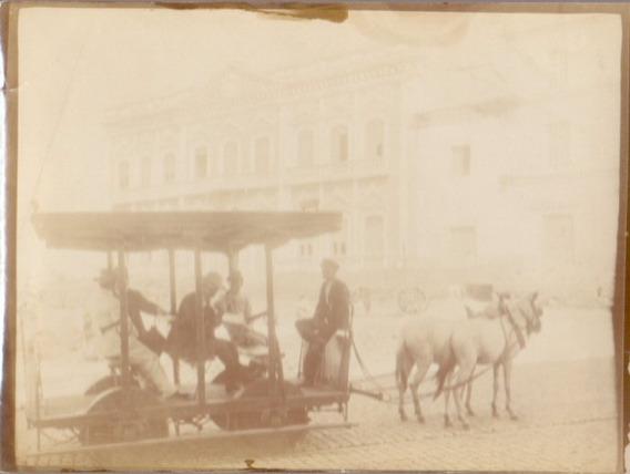 Fotografia Antiga - Transporte Tração Animal - 29081925