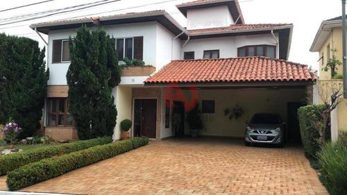 Imagem 1 de 30 de Alphaville 5 - Casa Com 4 Dormitórios À Venda, 346 M² - Alphaville - Santana De Parnaíba/sp - Ca6335