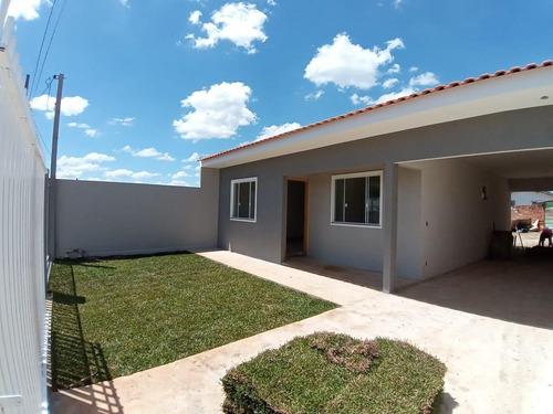 Casa Com 2 Dormitórios À Venda - Ca0725