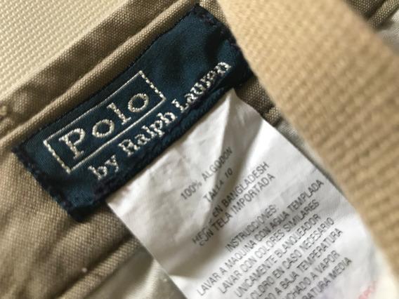 Pantalon Cargo Polo Ralph Lauren, T-10.uso..excelente Precio