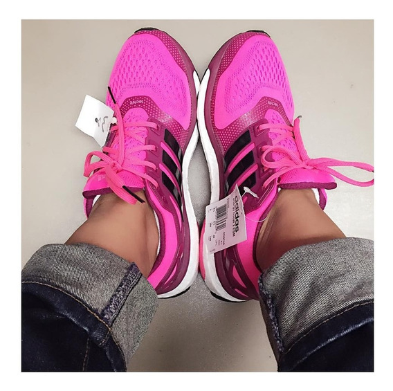adidas Energy Boost 2 Para Dama, Talla 26