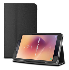 Capa Case Carteira Para Galaxy Tab A 8 2017 Sm- T385 / T380