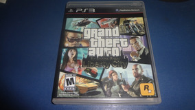 Jogo Gta 4 Grand Theft Auto Liberty City Ps3 Frete 15 Reais