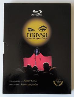 Blu-ray Maysa - Quando Fala O Coração