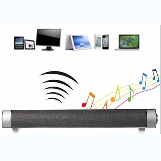 Super Bass Sound Bar Tv Sem Fio Bluetooth Alto-falante