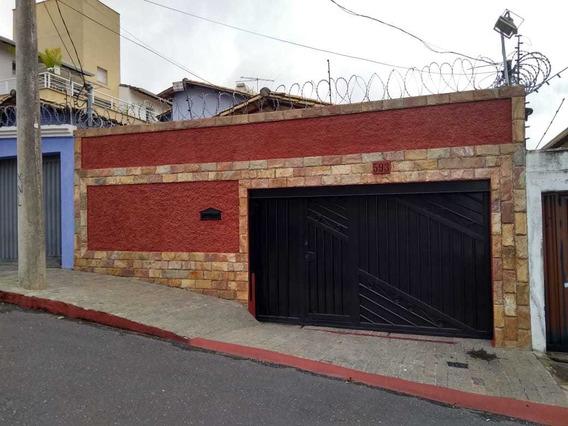Casa Com 3 Quartos Para Comprar No Planalto Em Belo Horizonte/mg - 2985