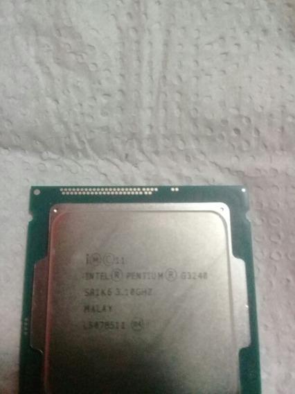 Processador Intel Dual Core G3240 Socket 1150