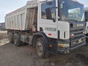Scania P360 6x4 Año 2007 Operativo, Facturable
