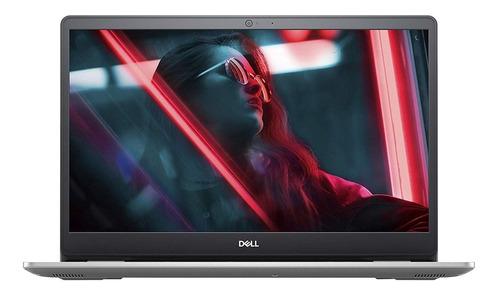 "Notebook Dell Inspiron 5593 platinum silver 15.6"", Intel Core i5 1035G1  8GB de RAM 256GB SSD, Intel UHD Graphics 1920x1080px Windows 10 Home"