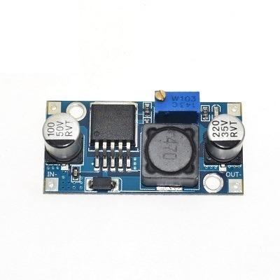 Regulador De Tensão Step Down Buck Dc-dc Lm2596 3a Arduino