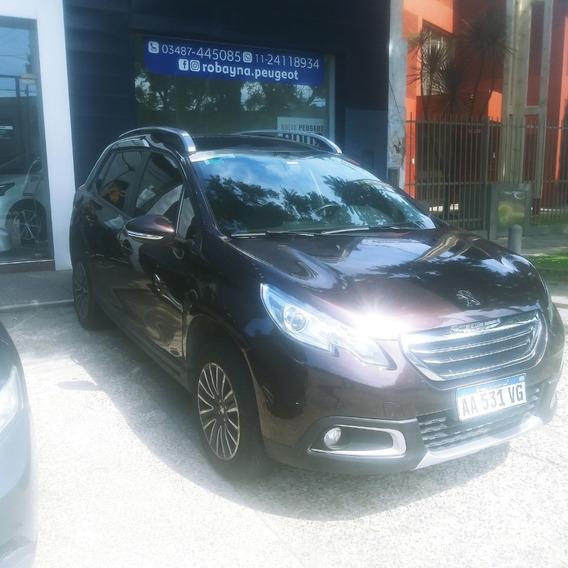Peugeot 2008 2016 1.6 Active D