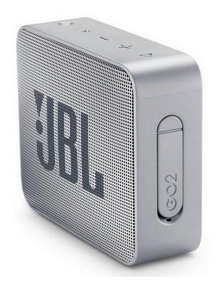 Caixa Bluetooth Jbl Go2 Com Potência De 3 W Av
