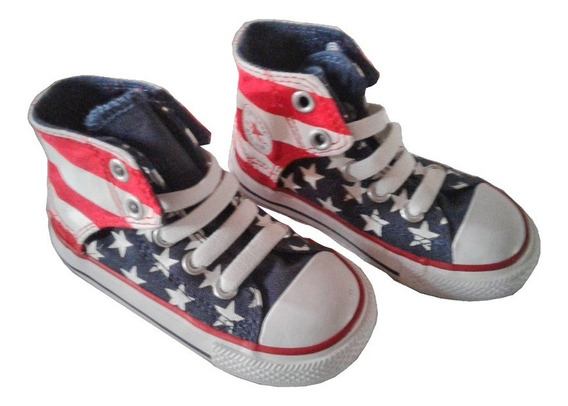 Zapatillas Converse All Star Niños Traida De Usa