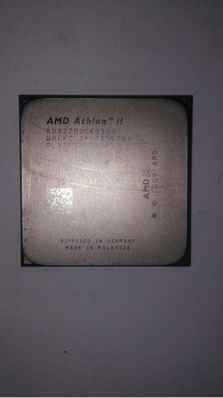 Athlon Ii 2 64 X2 250 3.4ghz Socket Am3