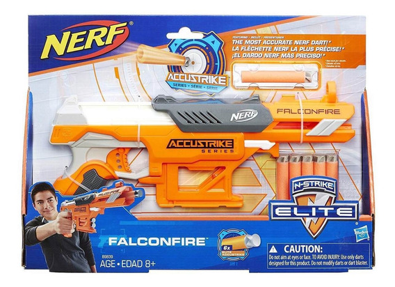 Nerf Falconfire N-strike Elite Accustrike Series - Lançador