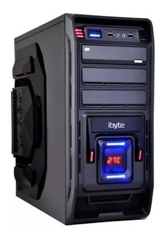 Computador Ibyte Gamer Igw10 I7-4790 8gb Gtx 960 - Pc Gamer