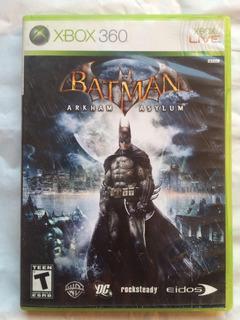 Batman Arkham Asylum Xbox 360 Envíos Todo Chile