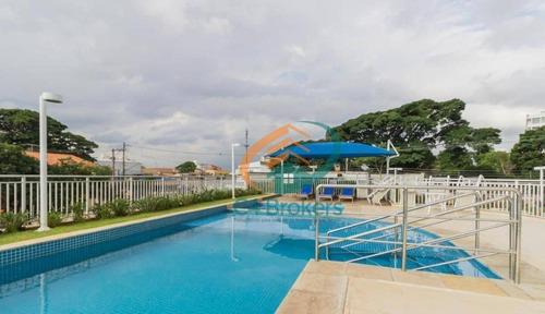 Imagem 1 de 23 de Apartamento Com 2 Dormitórios À Venda, 58 M² Por R$ 405.000,00 - Gopoúva - Guarulhos/sp - Ap2158