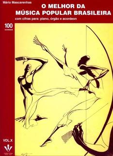 O Melhor Da Musica Popular Brasileira - Vol. 10