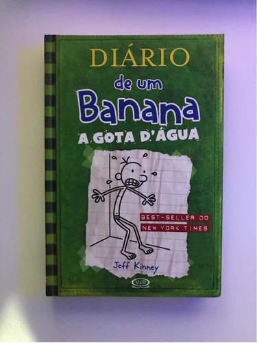 Livro Diário De Um Banana - Capa Dura