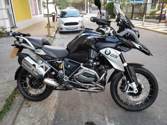 Bmw R 1200 Gs Triple Black Serie Especial Acessórios Incluso