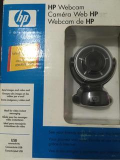 Camara Web Hp