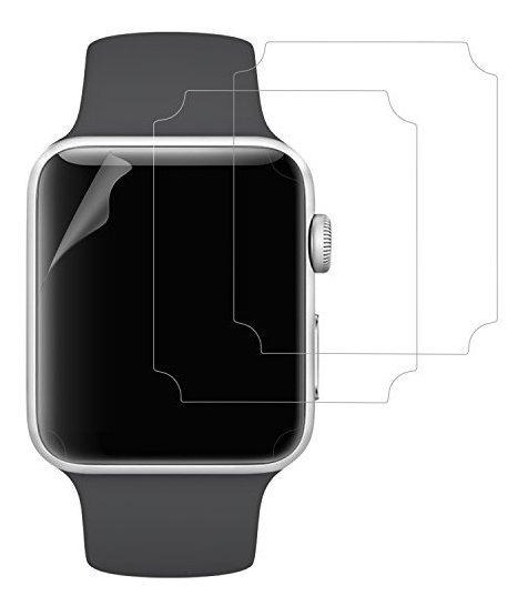 Jetech Protector De Pantalla Para Apple Watch 38 Mm Serie 3
