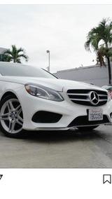 Mercedes Benz Clase E Americano 2014