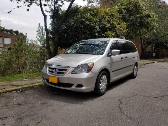 Honda Odysey Lx 3.5 L 243 Hp, 2006