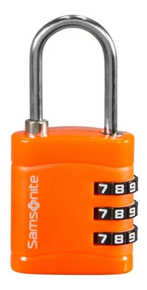 Candado Tsa Samsonite Accesorios Valijas 3 Dígitos