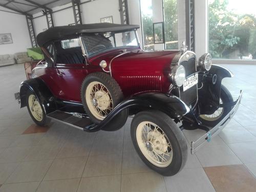 Ford Roadster Original 1930