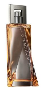 Perfume Attraction Sensation Para Él - Avon