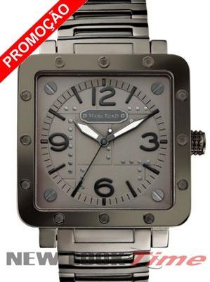 Relógio Marc Ecko The Emo E21501g1 *gunmetal