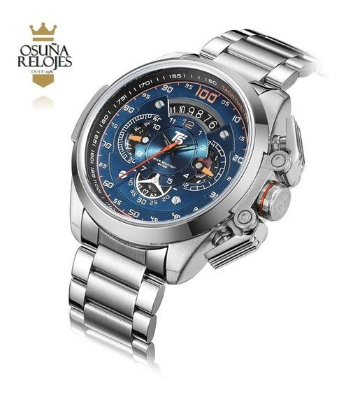 Lindo Relógio De Luxo Social Original 100% Funcional