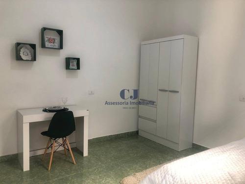Imagem 1 de 18 de Kitnet Com 1 Dormitório Para Alugar, 17 M² Por R$ 600,00/mês - Jardim Gonçalves - Sorocaba/sp - Kn0005