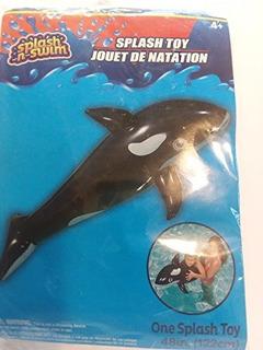 /Juguetes para el ba/ño Dolphin Ubbi pila y splace/
