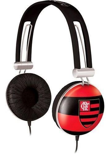 Fone De Ouvido Flamengo Oficial Waldman Modelo Sg10