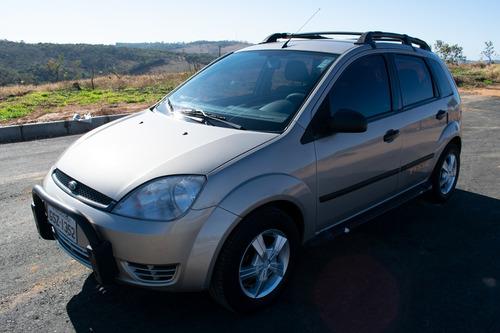 Carro Ford Fiesta 1.0 Hatch Trail Rocam 4 Portas 2006