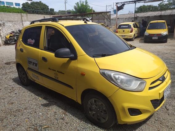 Taxi Hyundai I10 Modelo 2013 Ganga