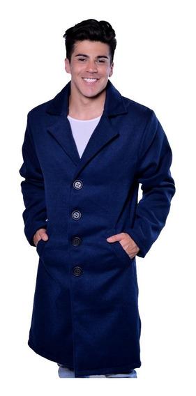 Sobretudo Casaco Masculino Trench Coat Frio Inverno Viagem