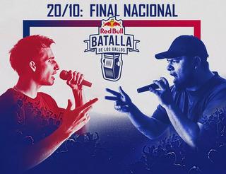 Entradas Red Bull Batalla De Los Gallos La Final! Cabeceras