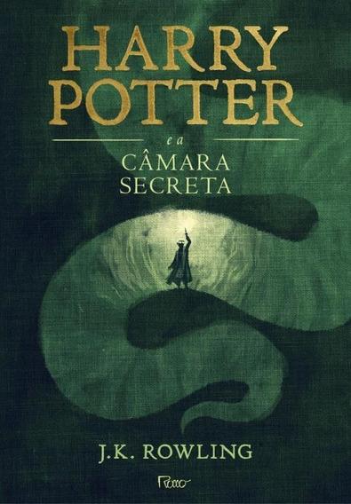 Harry Potter E A Camara Secreta - Capa Nova - Rocco