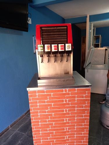Imagem 1 de 5 de Máquina De Refrigerante