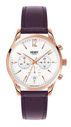 Henry London Hl39-cs-0090 - Reloj Cronógrafo Para Mujer