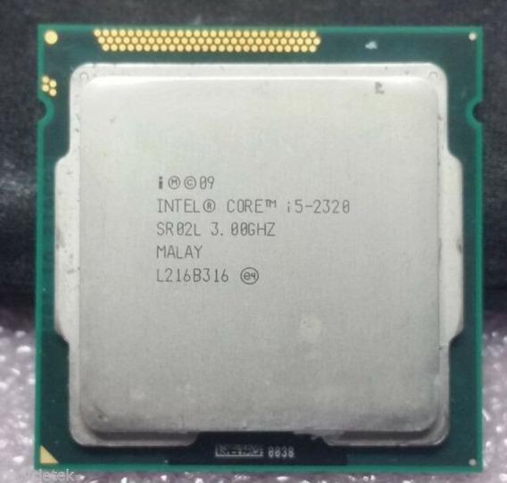 Processador Intel Core I5-2320 Lga1155 C/ Garantia