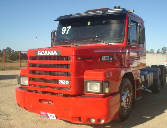 Scania T113h - 320